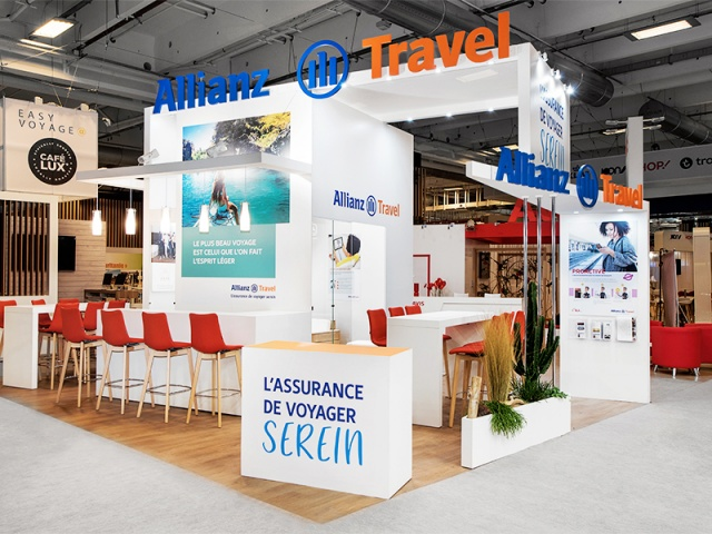 Allianz Travel TFWA - Taxe Free - 80 m2